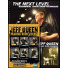 Ultimate Jeff Queen - Playing With Sticks + The Next Level DVD / Book